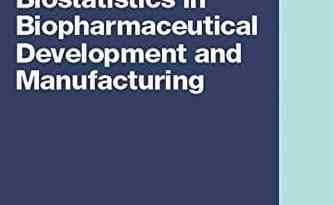 Emerging Non-Clinical Biostatistics in Biopharmaceutical Development and Manufacturing