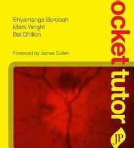 Pocket Tutor Ophthalmology PDF