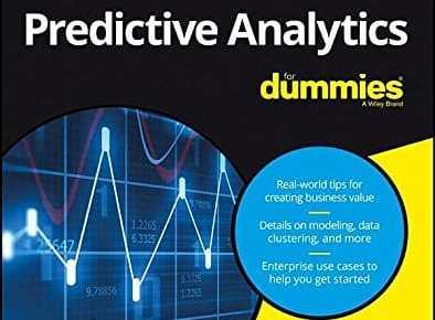 Predictive Analytics For Dummies 2nd Edition PDF