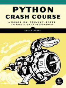 Python Crash Course 1st Edition PDF