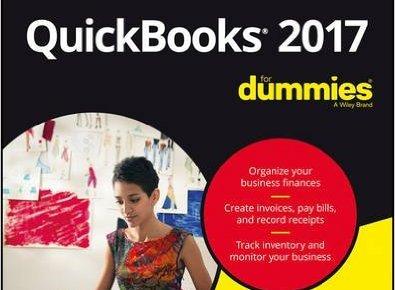 QuickBooks 2017 For Dummies 1st Edition PDF