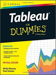 Tableau For Dummies 1st Edition PDF