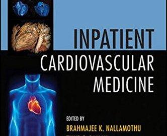 Inpatient Cardiovascular Medicine PDF