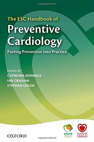 The ESC Handbook of Preventive Cardiology PDF