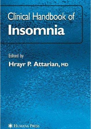 Clinical Handbook of Insomnia (Current Clinical Neurology) PDF