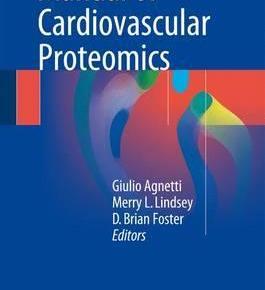 Manual of Cardiovascular Proteomics 2016 PDF
