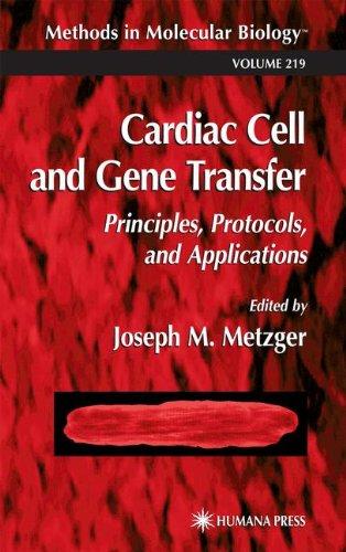Cardiac Cell and Gene Transfer PDF