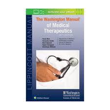The Washington Manual of Medical Therapeutics PDF