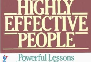 7 Навики за високо ефективни луѓе pdf