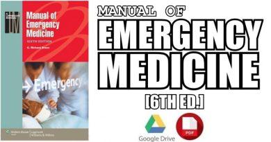 emergency medicine textbook pdf