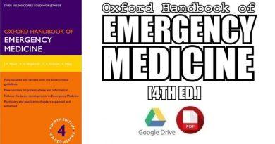 oxford handbook of emergency medicine pdf