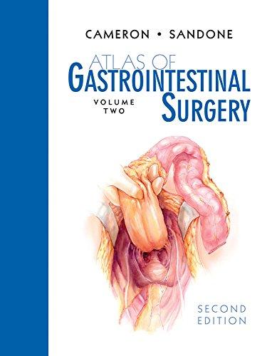 Atlas of Gastrointestinal Surgery 2nd Edition Volume 2