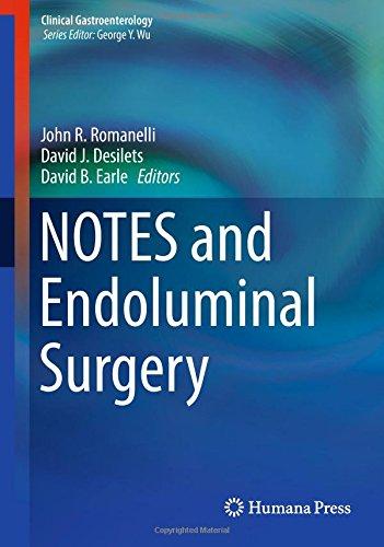 NOTES and Endoluminal Surgery
