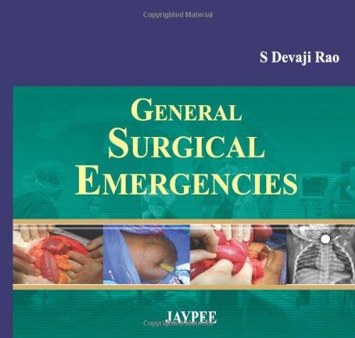 general surgical emergencies pdf