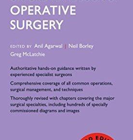 oxford handbook of operative surgery 3rd edition pdf
