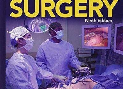 schwartz surgery 9th edition