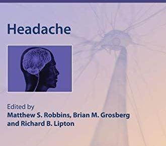 Headache 1st Edition PDF Free Download