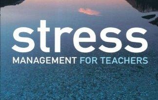 Stress Management For Teachers PDF