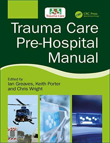 Trauma Care Pre-Hospital Manual PDF