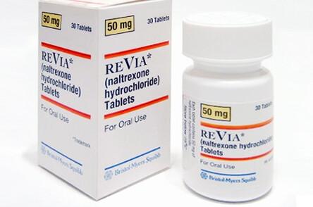 Revia - Alcoholism - Medical Brand Names