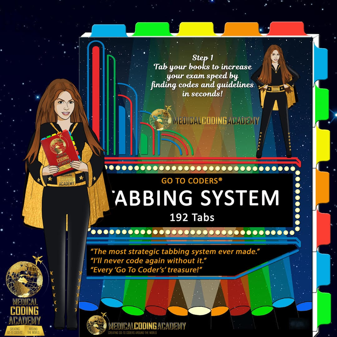 Go To Coders®Tabbing System