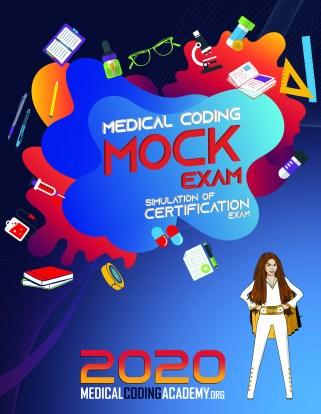 mock exam book medical coding