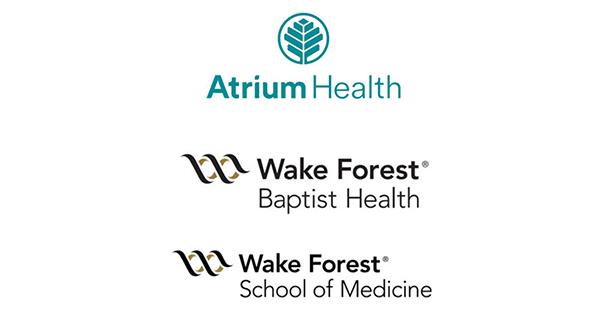 Atrium Health, Wake Forest Baptist Health and Wake Forest