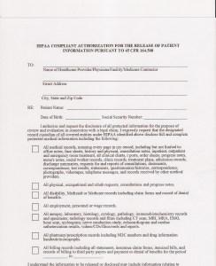 HIPAA Page 1