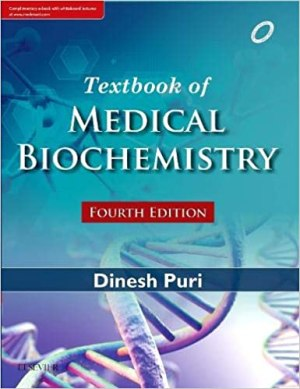 Textbook of Medical Biochemistry, 4e 4th Edition