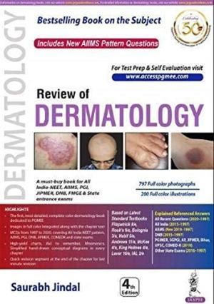 Review of Dermatology 4th Edition
