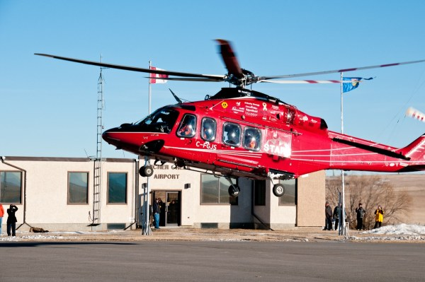Flight and Critical Care