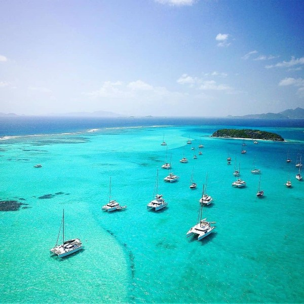 Tobago Cays Voted One of the Most Beautiful Places in the Caribbean