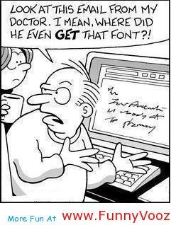 A bit of laugh « Medical English