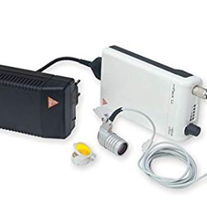 LAMPARA FRONTAL LED LOUPELIGHT CON BATERIA MPACK Y TRANSFORMADO HEINE – C-008.32.264