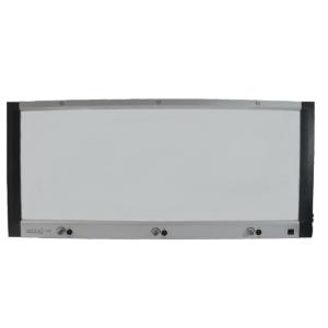 NEGATOSCOPIO PLANO 3 PLACAS LED 6300 LUX GREEN LED – GLTB1H3