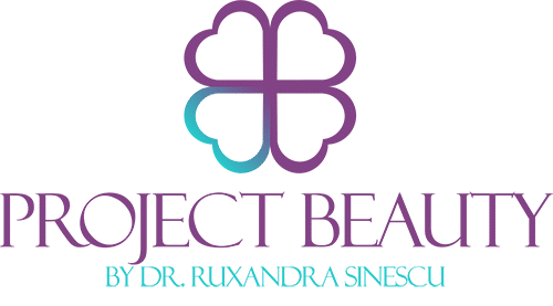 project beauty ruxandra sinescu logo