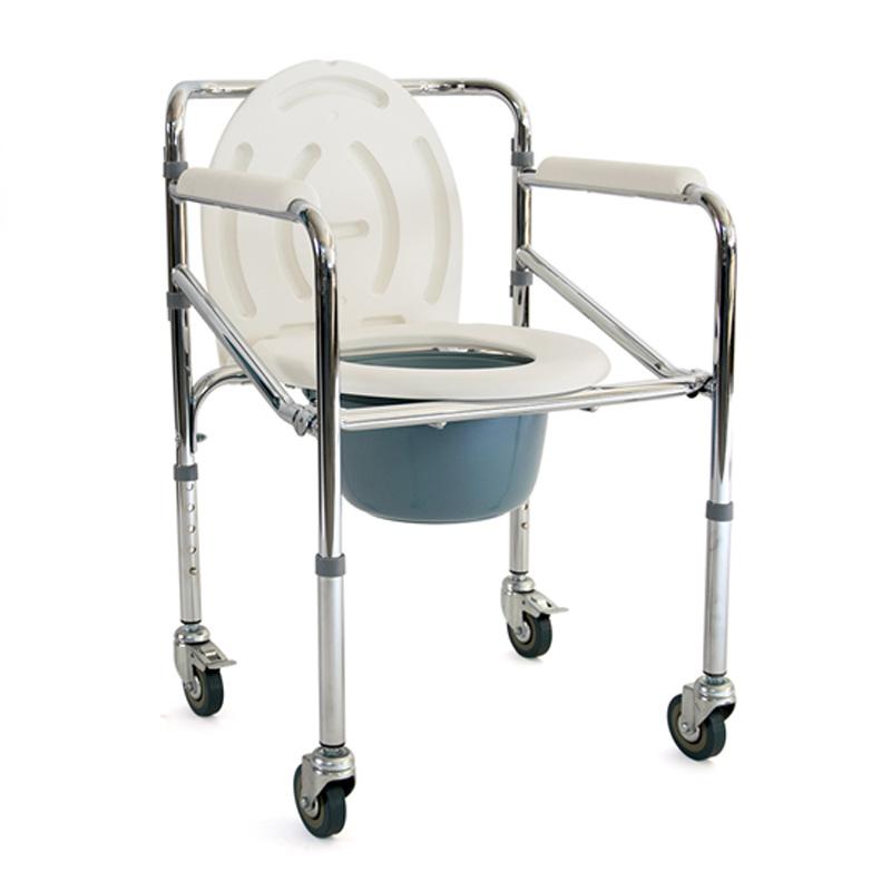 Τροχήλατη Καρέκλα WC