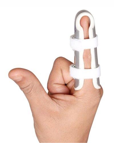 Fold Over μεταλλικό ναρθηκάκι δακτύλου