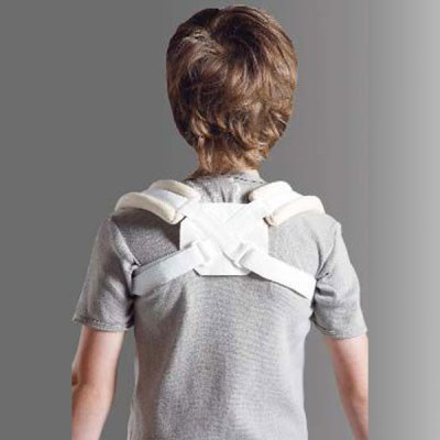 Παιδιατρικός ελαστικός ακινητοποιητής κλείδας