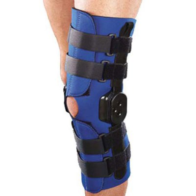 Activum Regular - Long νάρθηκας γόνατος με γωνιόμετρο