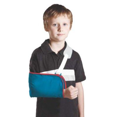 Απλός παιδιατρικός φάκελος στήριξης ώμου