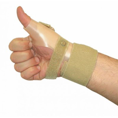 """Πλαστικός νάρθηκας αντίχειρα """"Extended Thumb"""""""