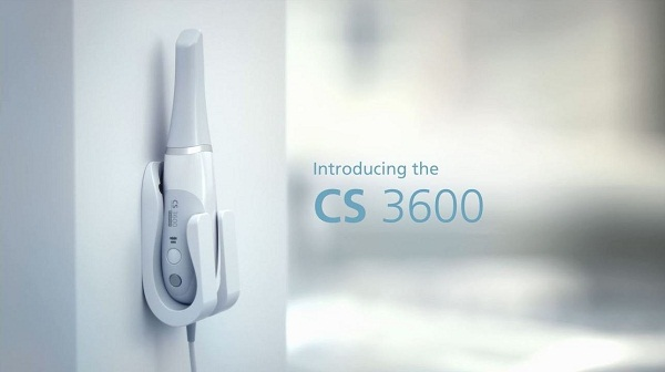 Carestream CS 3600 Intraoral Scanner