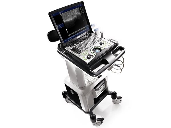 GE Logiq e r7 Portable Ultrasound Machine