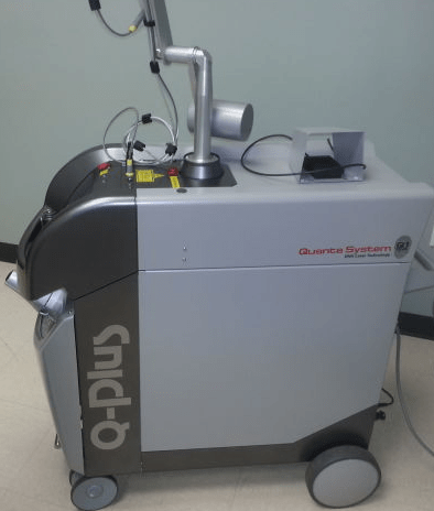 Duetto Laser Quanta System Q-Plus Series