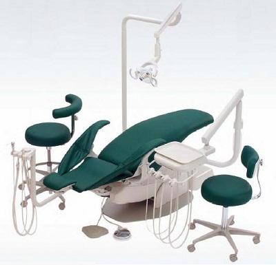 DCI Alliance Swing-Mount Dental Chair