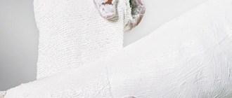 гипсовая повязка, вода, ортопедия, качество, бинт