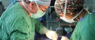 трансплантат, кожа,пластика, результат