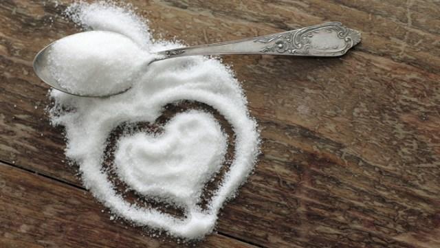 сахар, сердце