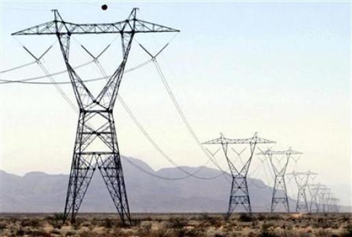 Высоковольтные линии электропередачи